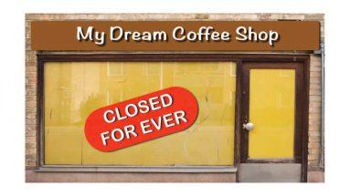Claire Bowen Coffee Shop Innovation Keynote Speech