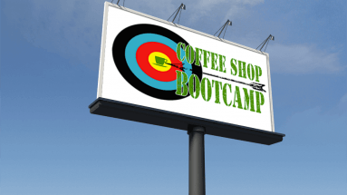 Coffee Shop Bootcamp