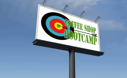 Coffee Shop Bootcamp