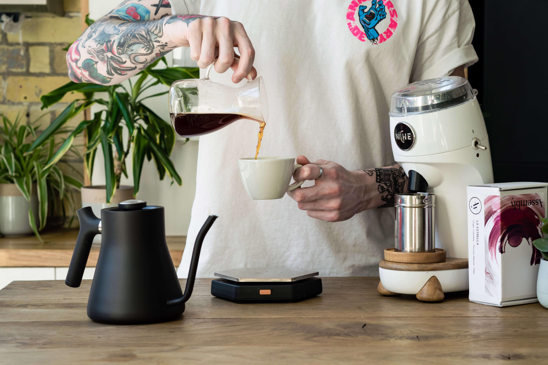 Niche Coffee Grinder