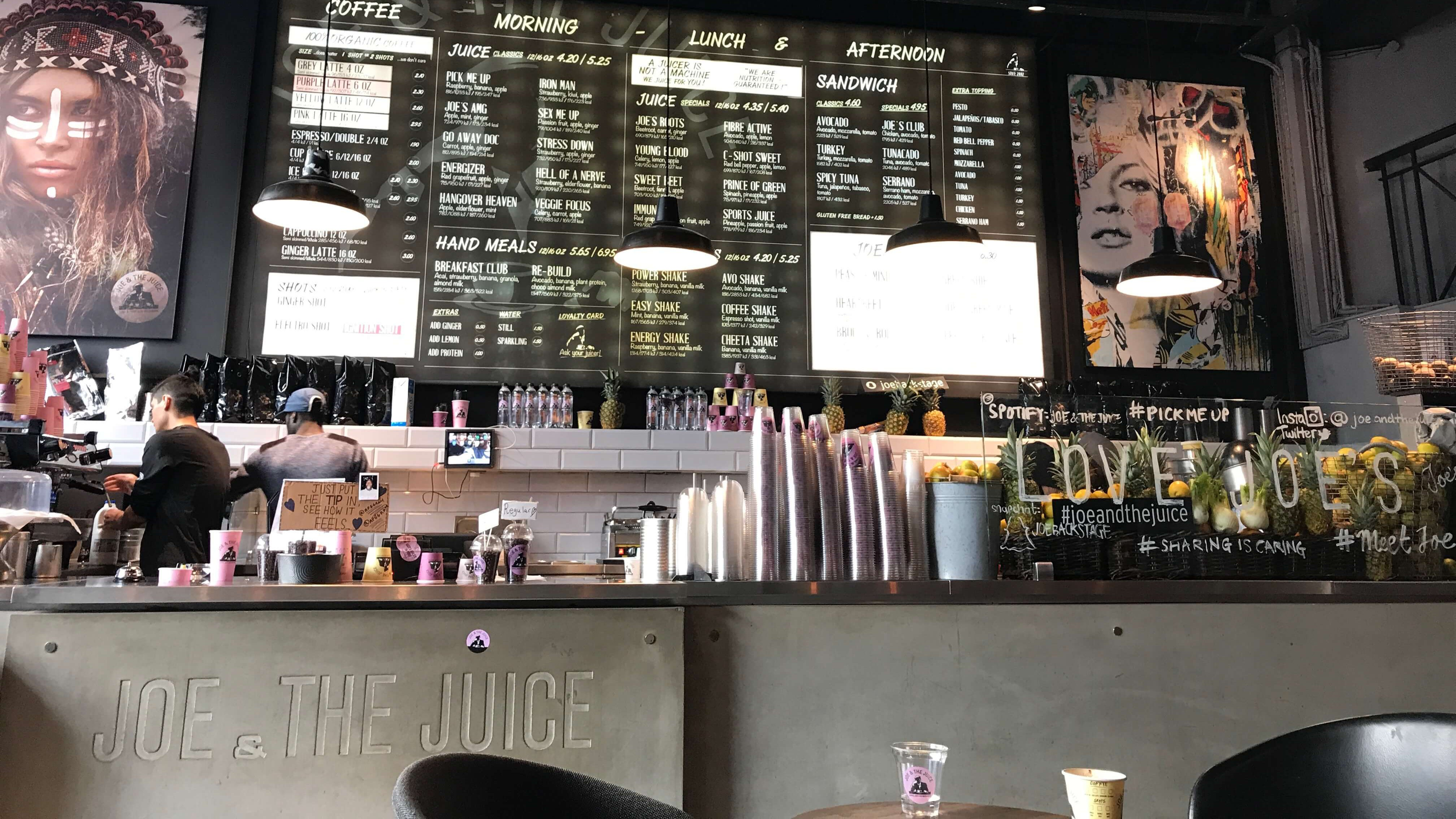 Independent Coffee Shop Cafe Pricing Survey