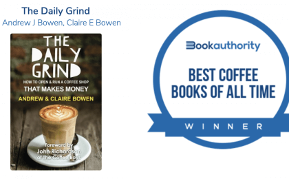 """Best Coffee Book of all time - book authority"""