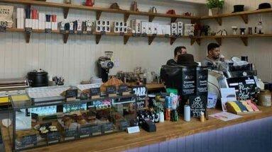 andrew claire bowen coffee shop gentlemen baristas