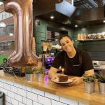 Brew Twenty Three Birminham - business plan for cafe