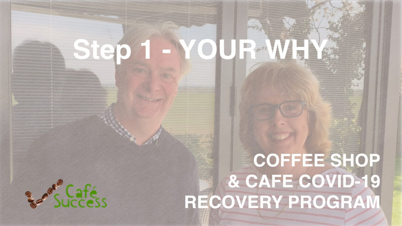 COVID-19 RECOVERY |  STEP 1 -YOUR WHY
